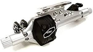 Integy RC Model UPS] C27089SIL Verb Polish <b>Metal Rear</b> Axle ...