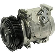 <b>New</b> UAC CO 10768C A/C Compressor -- <b>10S17C</b> Compressor ...