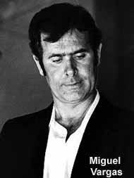 MIGUEL RUBIO VARGAS, cantaor gitano, más conocido con el nombre artístico de MIGUEL VARGAS, nació en La Puebla de Cazalla (Sevilla), en el año de 1942, ... - dsc02241