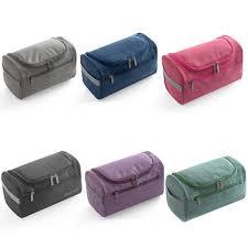<b>waterproof nylon travel</b> organizer bag unisex <b>women</b> cosmetic bag ...