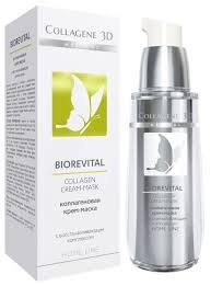 Medical Collagene 3D Biorevital <b>коллагеновая крем</b>-<b>маска</b> ...