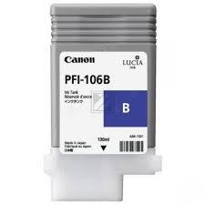 CANON PFI-106B ink blue Standardkapazität 130 ml 1 ... - ABCToner