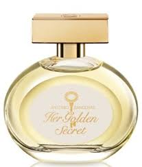 <b>Antonio Banderas Her Golden</b> Secret Eau De Toilette: Buy Antonio ...