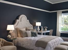 bedroom adorable blue bedroom ideas with soft cream single sofa near shiny night lamp beside adorable blue paint colors