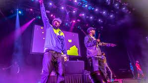 <b>Wu</b>-<b>Tang Clan</b> at the Ryman: <b>Legendary</b> rap group performs in ...