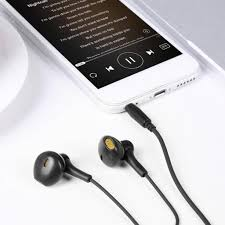 K38 3.5Mm Interface <b>Wire Control Universal Earphones</b> Mobile ...