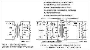 current transformers theory of operation   butler windingcurrent toroidal