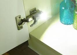 Gocomma <b>Cabinet Hinge LED</b> Sensor Light For Kitchen Modern ...