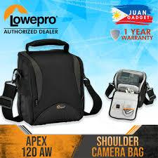 <b>Lowepro Apex 120 AW</b> Shoulder Bag for Digital SLR Camera with ...