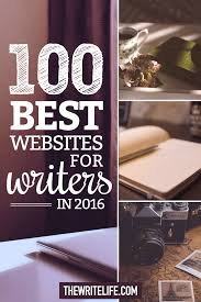 the best websites for writers in  100best2016