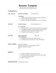 traditional elegance resume template basic cover letter for resume resume