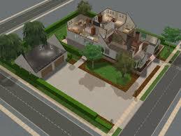 Mod The Sims   Brady Bunch House  Clinton Way  Los Angeles
