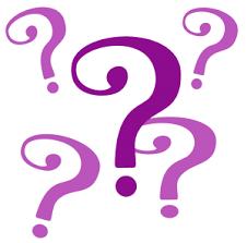 Risultati immagini per tabella aggettivi pronomi interrogativi