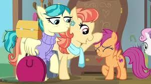 <b>My Little Pony</b> cartoon introduces <b>first</b> lesbian couple | Christian ...