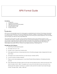 essay sample apa style apa template th edition essay format apa template