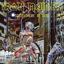 <b>Iron Maiden</b> - <b>Somewhere</b> in Time (album review 6) | Sputnikmusic