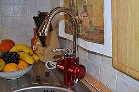 Акватерм <b>кран мгновенного нагрева воды</b> - описание ...