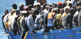 Image result for refugees in italy