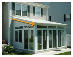sunroom additions glass roof