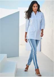 <b>Блузка в полоску с</b> люрексом дымчато-коралловый/белый в ...