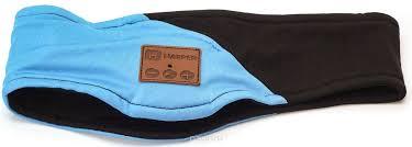 Harper <b>HB</b>-<b>500</b>, <b>Black спортивная повязка</b> с Bluetooth-гарнитурой ...