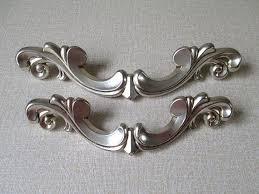 5 cabinet pull handles dresser pulls knobs handles antique silver drawer pull handles antique hardware furniture pulls