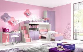 white pink and purple wooden chairs teen room adorable