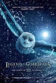 gahoole la leyenda de los guardianes