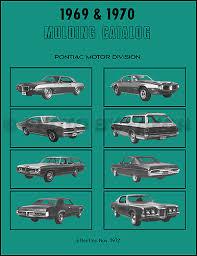1969 pontiac firebird trans am wiring diagram manual reprint related items