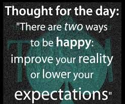 Thought For the day.... (Be Happy), Quote   Inspirational Quotes ... via Relatably.com