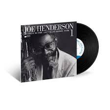 <b>Joe Henderson</b> - State Of The Tenor Vol. 1 LP (Tone Poet Series ...