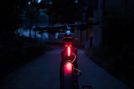 Mountain <b>Bike</b> Super Light <b>USB Charging Taillight</b> Outdoor <b>Cycling</b> ...