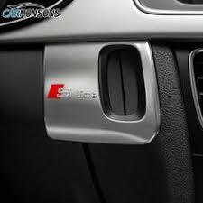Carmonsons <b>Car Keyhole</b> Decorative Cover Trim Sline RS Logo ...