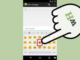 Как установить Emoji на Android