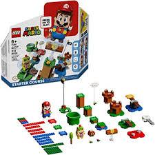 <b>LEGO Super Mario</b> Adventures with Mario Starter Course 71360 ...