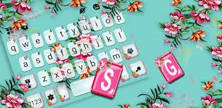 <b>Summer</b> Time <b>Flowers</b> Keyboard Theme - Apps on Google Play