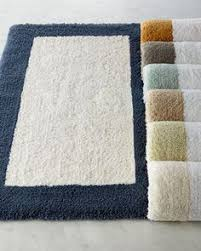 modern bathroom mats