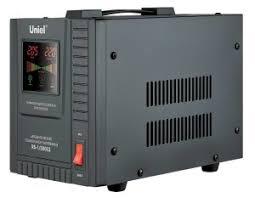 <b>Стабилизатор</b> напряжения <b>Uniel RS</b>-<b>1</b>/<b>500LS</b> (от 70 до 270В ...
