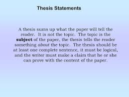 Getting Started  Research Paper MLA Format  Thesis Writing  Outline  SlidePlayer