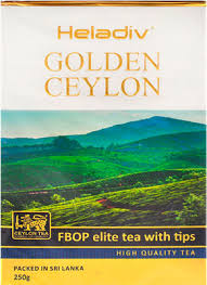 <b>Чай черный HELADIV GC</b> FBOP ELITE TEA WITH TIPS 250 g ...