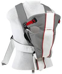 @<@ product prices Cheap Babybjorn Baby Carrier <b>Air</b> - <b>Gray</b>/White ...