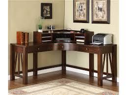 office corner shelf riverside home office curved corner awesome corner office desk remarkable brown wooden