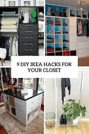 design ideas ikea closets quick easy