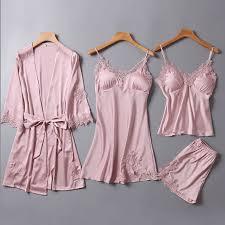 <b>4pcs One Lot</b> Pajama Sets For Women Womens Pyjamas ...