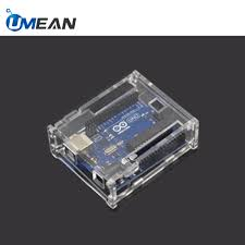<b>Transparent Acrylic Case Housing</b> Cover for Arduino Uno R3 ...
