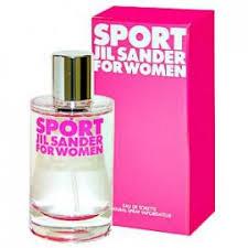 Женские духи Jil Sander <b>Sport for Women</b> купить, <b>туалетная</b> вода ...