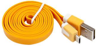 <b>Кабель Liberty Project USB</b> to micro-USB Orange – отзывы ...
