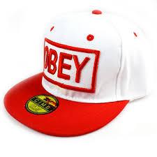 Купить рэперские кепки <b>Obey</b> женские и мужские, с прямым ...