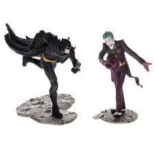 Купить набор <b>фигурок Schleich</b> DC Comics Бэтмен и Джокер ...