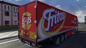 frito lay truck step trailer related keywords suggestions frito lay trailer ets 2 mods ets2 s